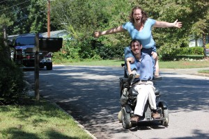 Crazy Wheelchair Photos