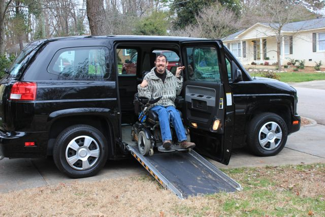 mv1 wheelchair accessible mobility vehicle green vehicle. Black Bedroom Furniture Sets. Home Design Ideas